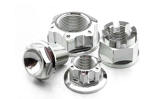 CNC Milling Steel Parts