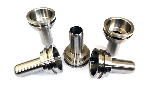 CNC Turning Steel Parts
