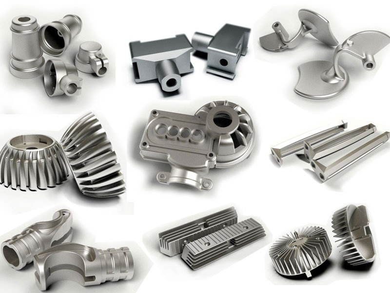Aluminum Cast Parts