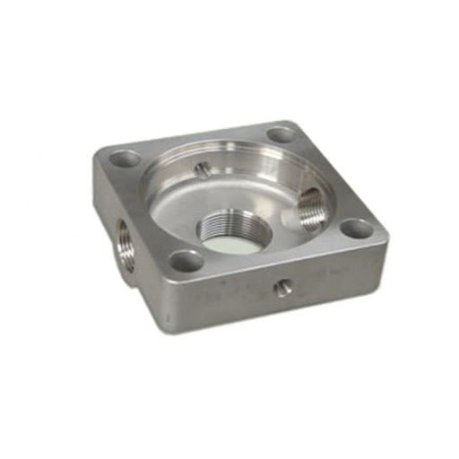 CNC Precision Aluminium Machining Parts