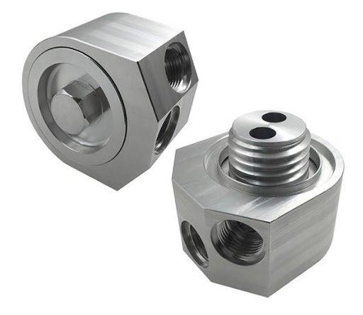 CNC Machining Steel Part