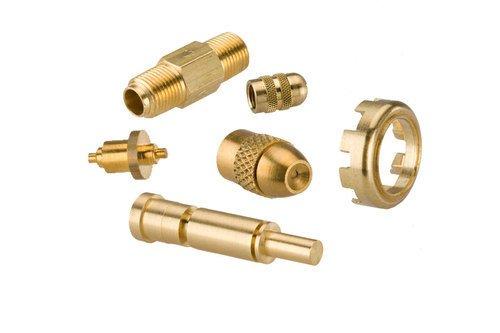 CNC Brass Part