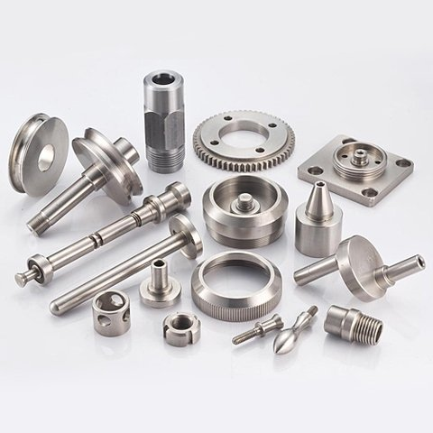 Steel CNC Machined Parts